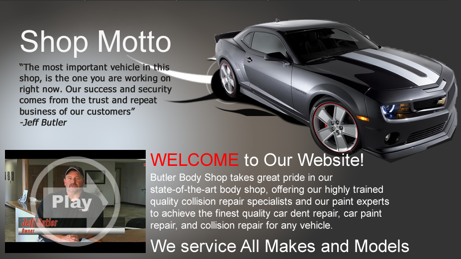 Auto Body Repair Coldwater