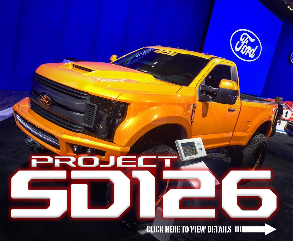 BDS's Project SD126